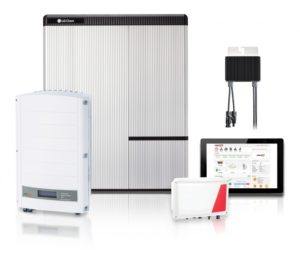 SolarEdge StoreEdge with LG Chem Battery