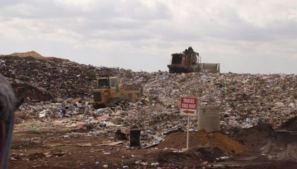 Landfill brownfield image